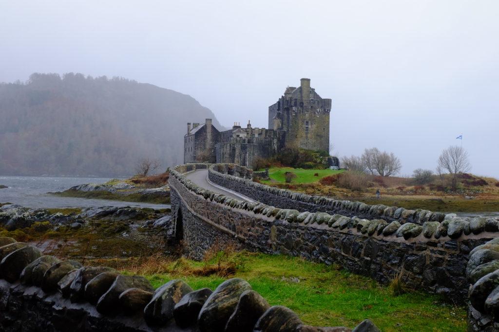 New Year's Eve in Scotland Highlands Hogmanay Isle of Skye