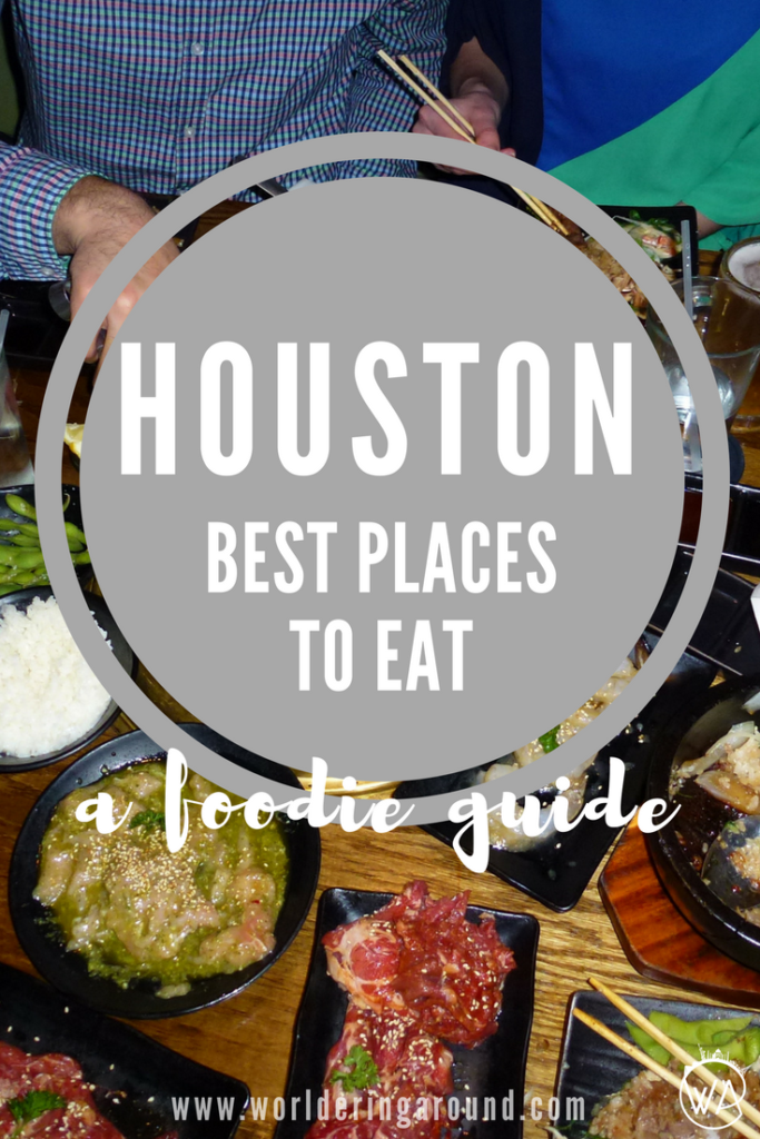 Where to eat in Houston?