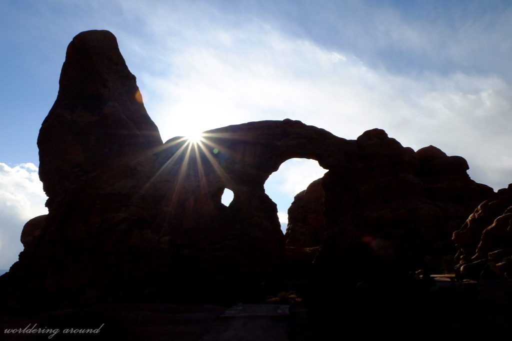 Double Arches, Arches NP