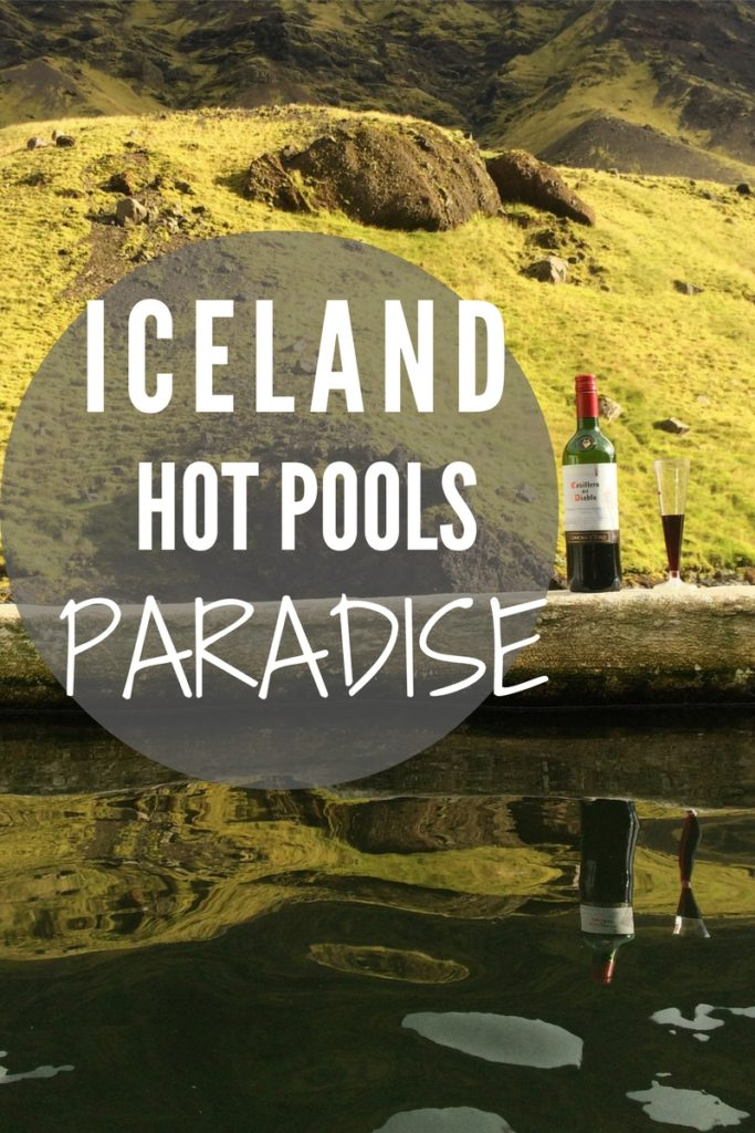 The best Iceland hot pools and hot springs in Iceland. Discover free wild hot pools in Iceland, much better than a Blue Lagoon | Worldering Around #Iceland #hotpools #hotsprings #Reykjavik