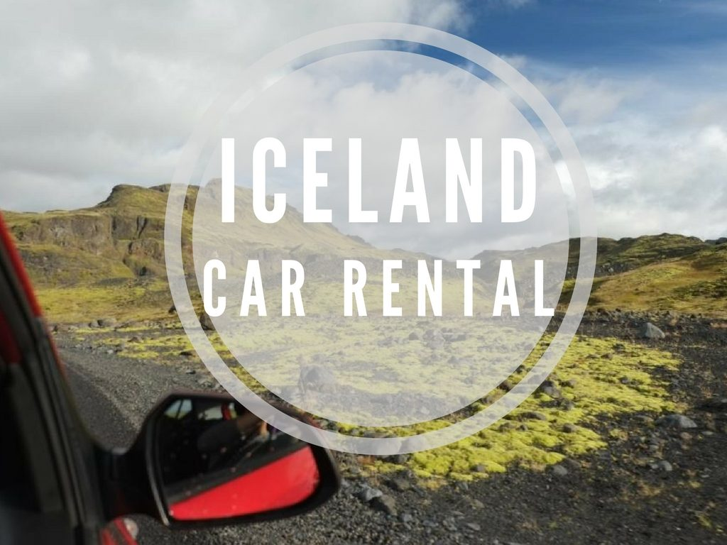 Best car rental Iceland - how to rent a car