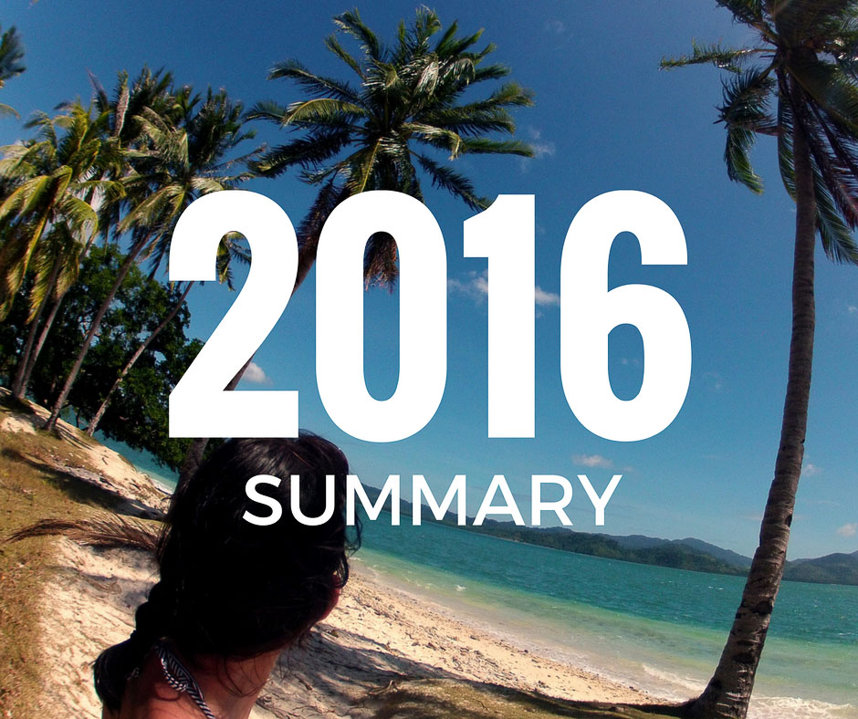 Travelling year 2016