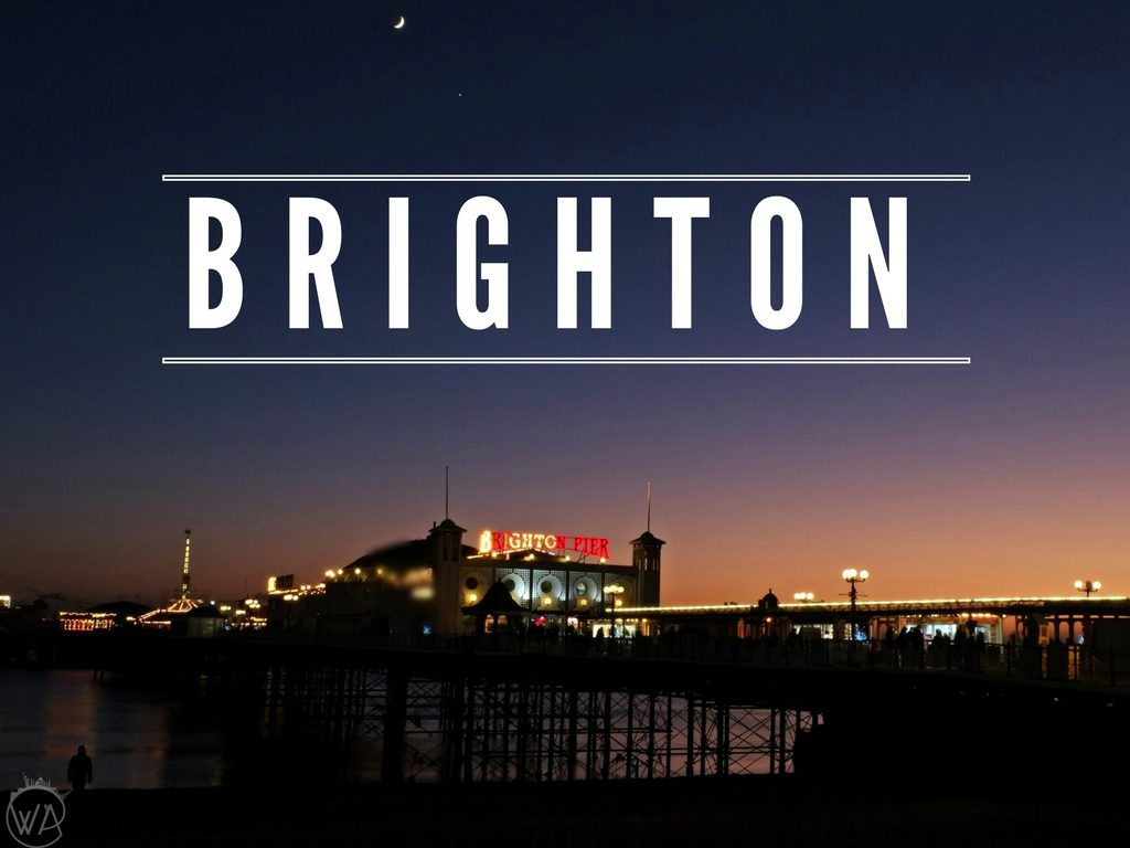 Visit Brighton day trip, spend great day in Brighton