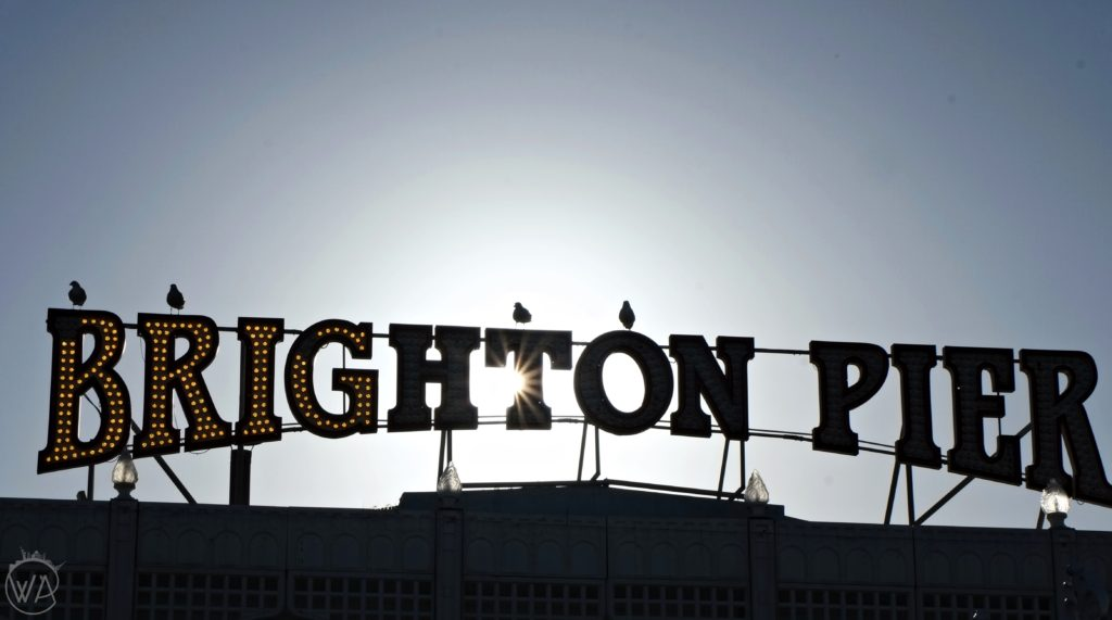 Brighton Pier - How to spend a day in Brighton