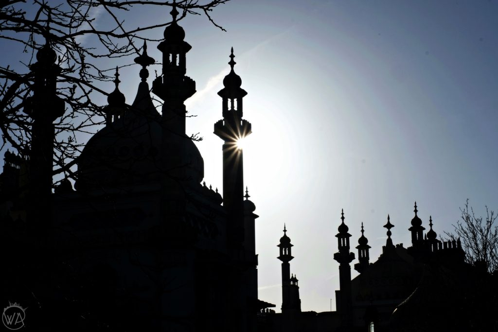 Brighton Royal pavilion, Brighton one day trip