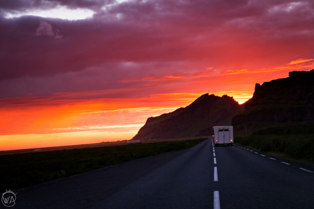 7 days Iceland road trip itinerary