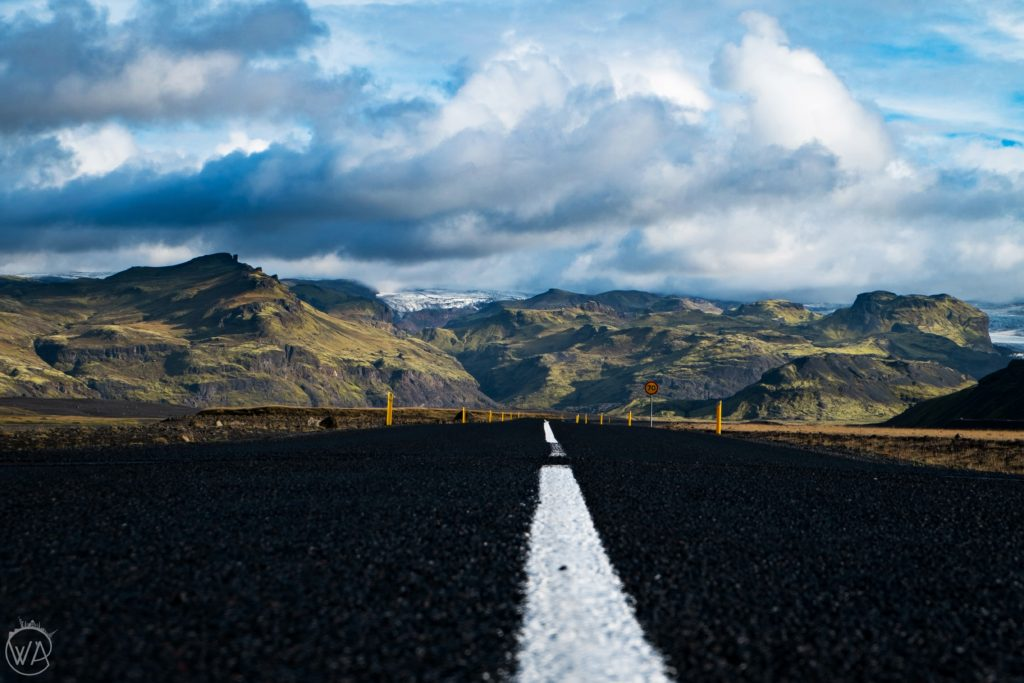 Iceland Ring Road included in the Iceland 7 days itinerary