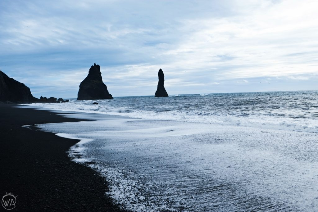 Top South Iceland attractions you can't miss - Reynisfjara black beach