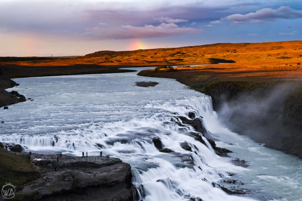 Top South Iceland attractions you can't miss - Gullfoss waterfall