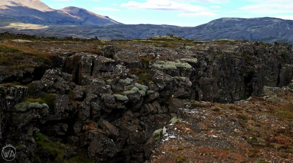 Top South Iceland attractions you can't miss - Pingvellir tectonic plates