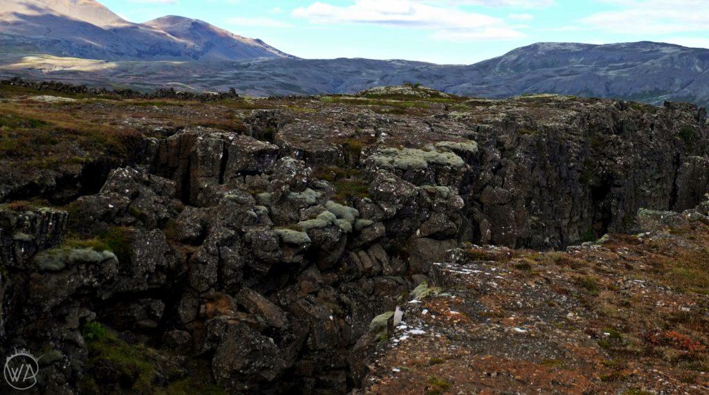 Pingvellir tectonic plates