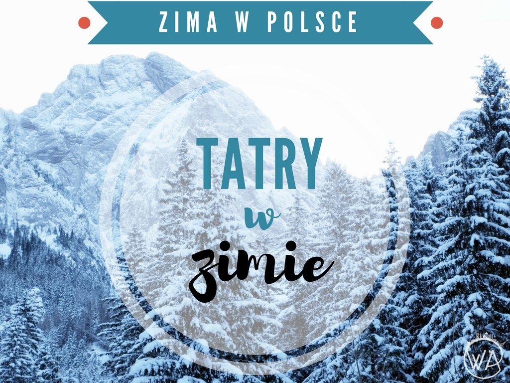 Tatry w zimie