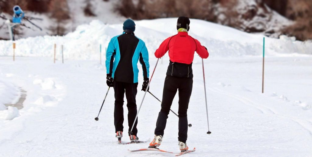 Cross country skiing - things to do in Zakopane in winter Tatra Mountains winter