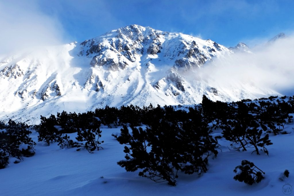 Tatra mountains, zakopane winter