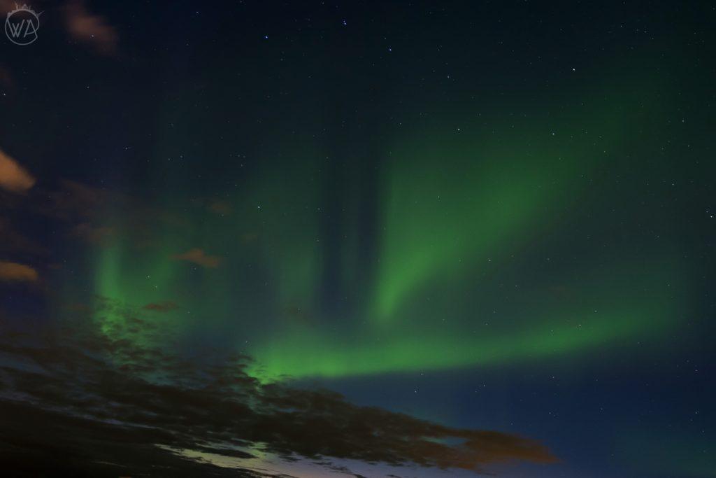 Northern lights Iceland, zorza polarna Islandia - zorza polarna kiedy, gdzie i jak