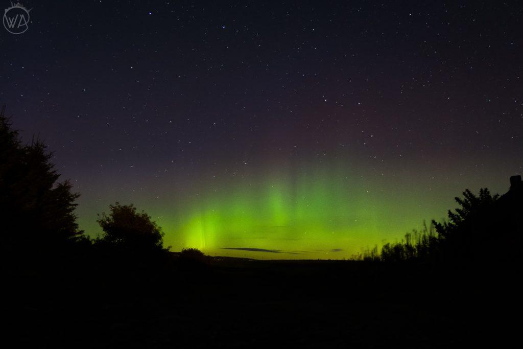 Northern lights in scotland, zorza polarna Szkocja - zorza polarna kiedy, gdzie i jak