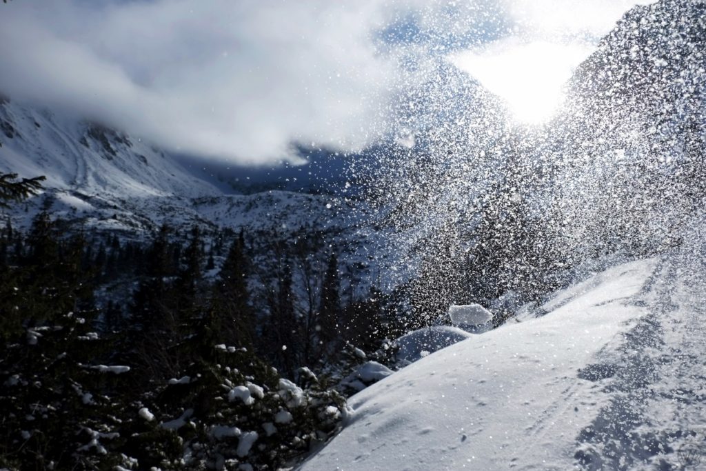 Tatra mountains snow - things to do in Zakopane in winter and Tatra mountains winter hiking