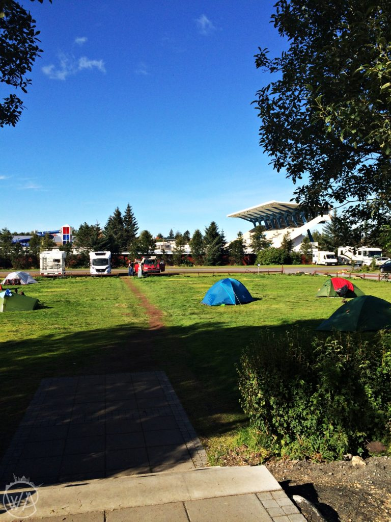 City Campsite Reykjavik