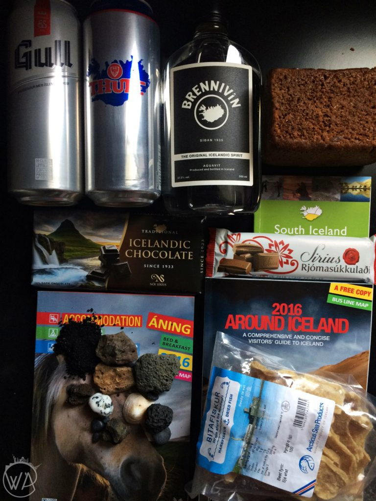 Kuchnia islandzka Islandia jedzenie - Food and drink in Iceland