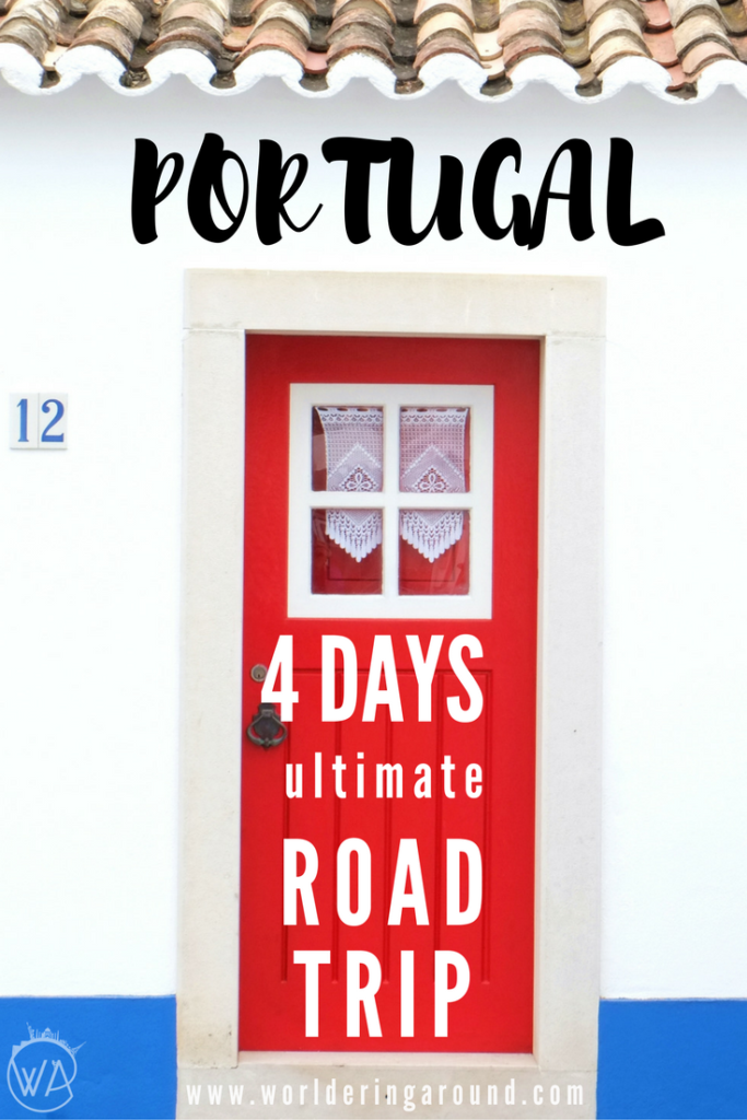Ultimate Portugal 4 days itinerary, best places to visit in Portugal in short time, Algarve, Lisbon, Faro, amazing places in Portugal, , Portugal guide, off the beaten path Portugal | Worldering around #portugal #algarve #faro #lisbon