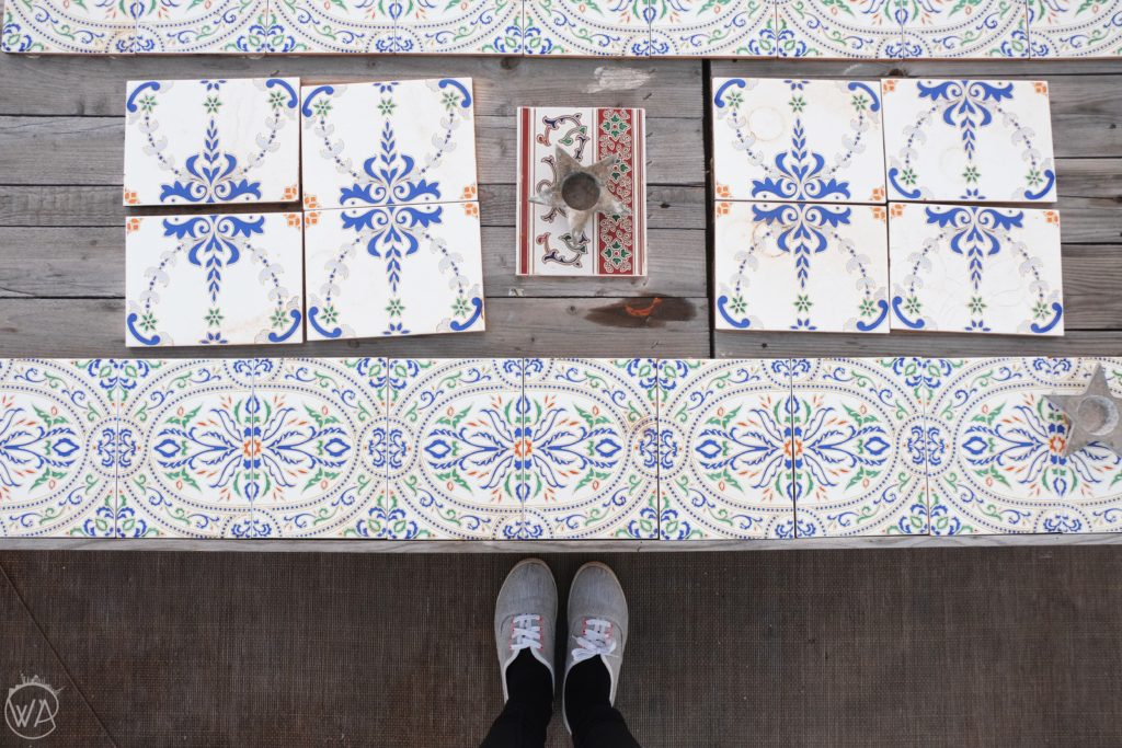 Portugal tiles