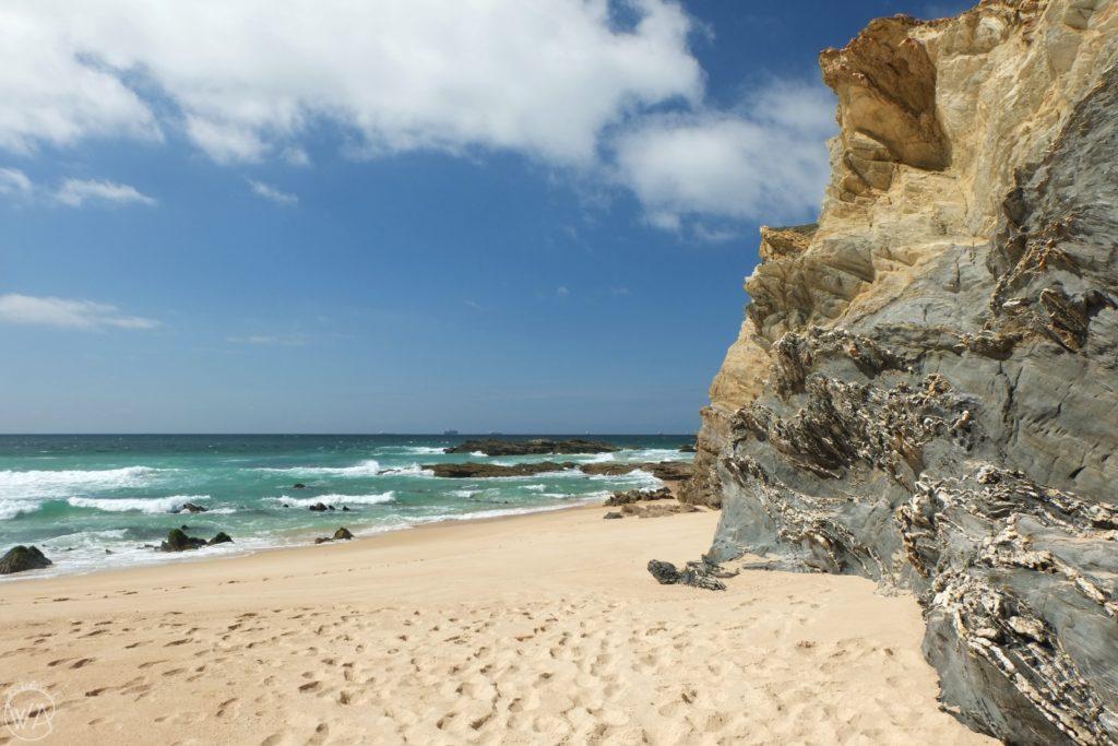 beach in Porto Covo