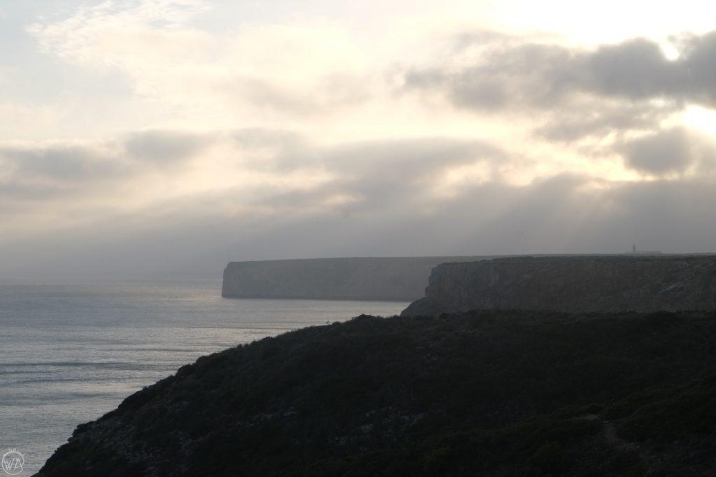 View to the Saint Vincent Cape
