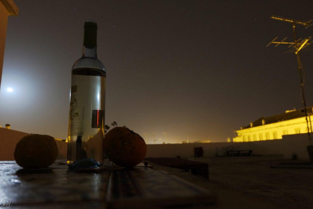 Faro rooftop
