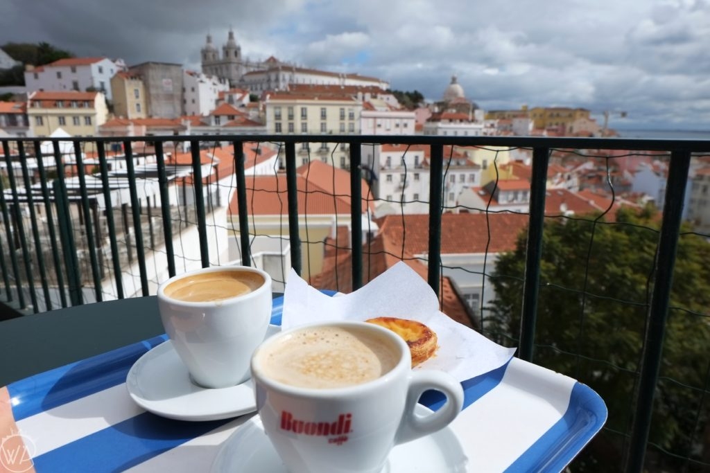 Coffee Lisbon Alfama