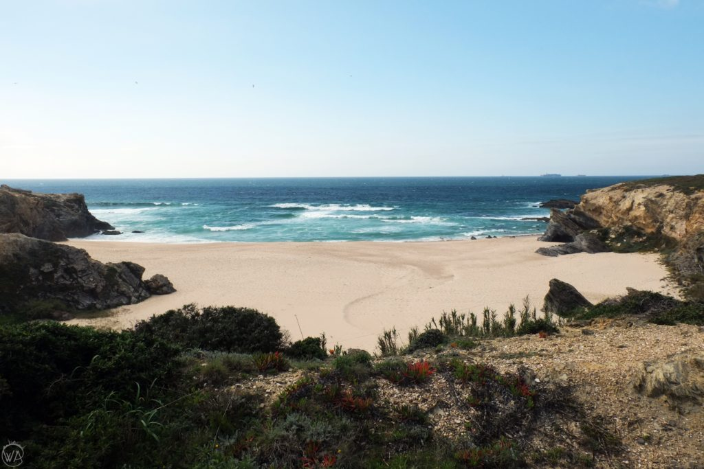 Beach in Porto Covo