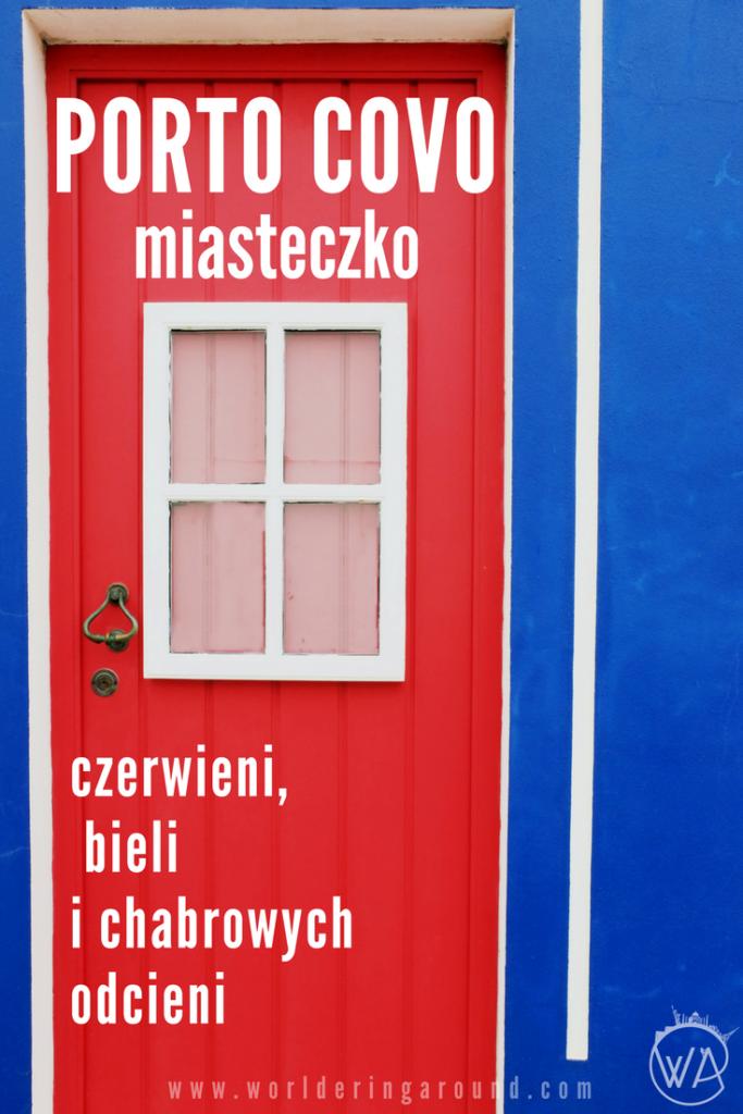 Porto Covo red door