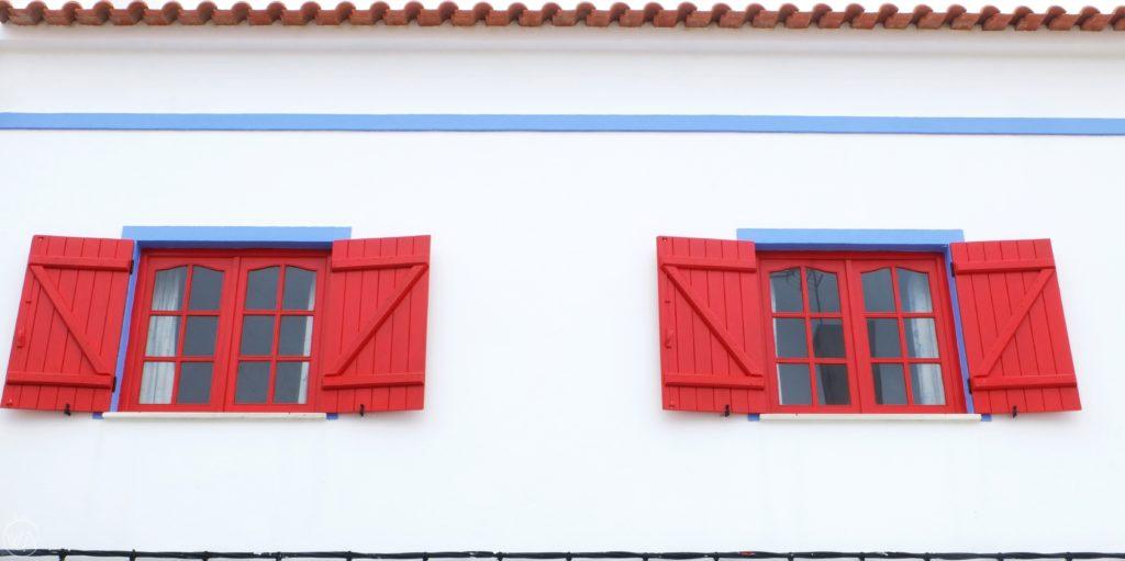 Porto covo shutters