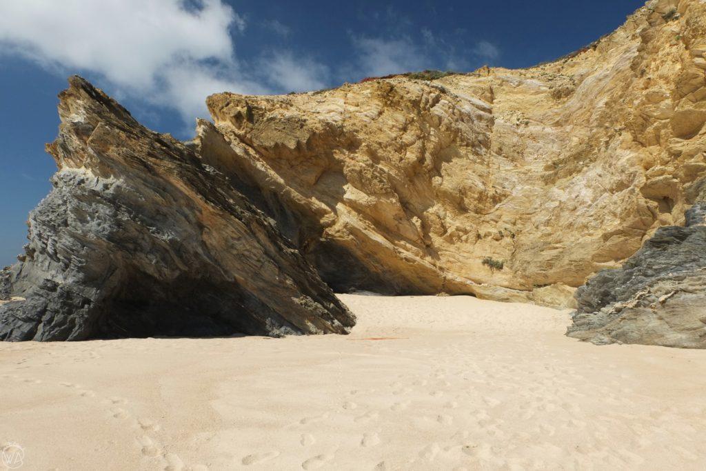Beach de grande Porto Covo