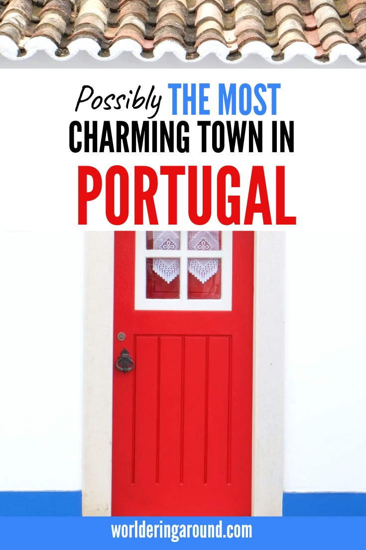 The most charming town on your Portugal travel list and the most instagrammable town in Portugal. The Porto Covo colorful town of south Portugal, an alternative to Aveiro, Portugal. Portugal amazing places, Portugal top 10, Portugal Photography, Portugal tips, Portugal itinerary | Worldering around #Portugal #offthebeatenpath #hiddengem