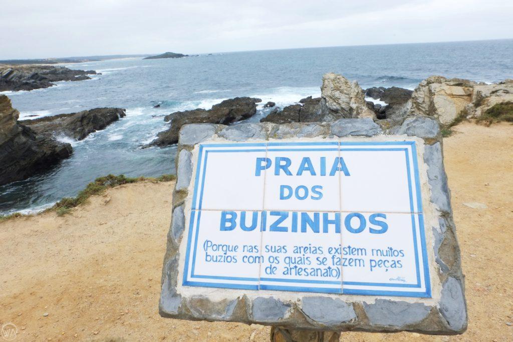 Praia dos Buizinhos Porto Covo
