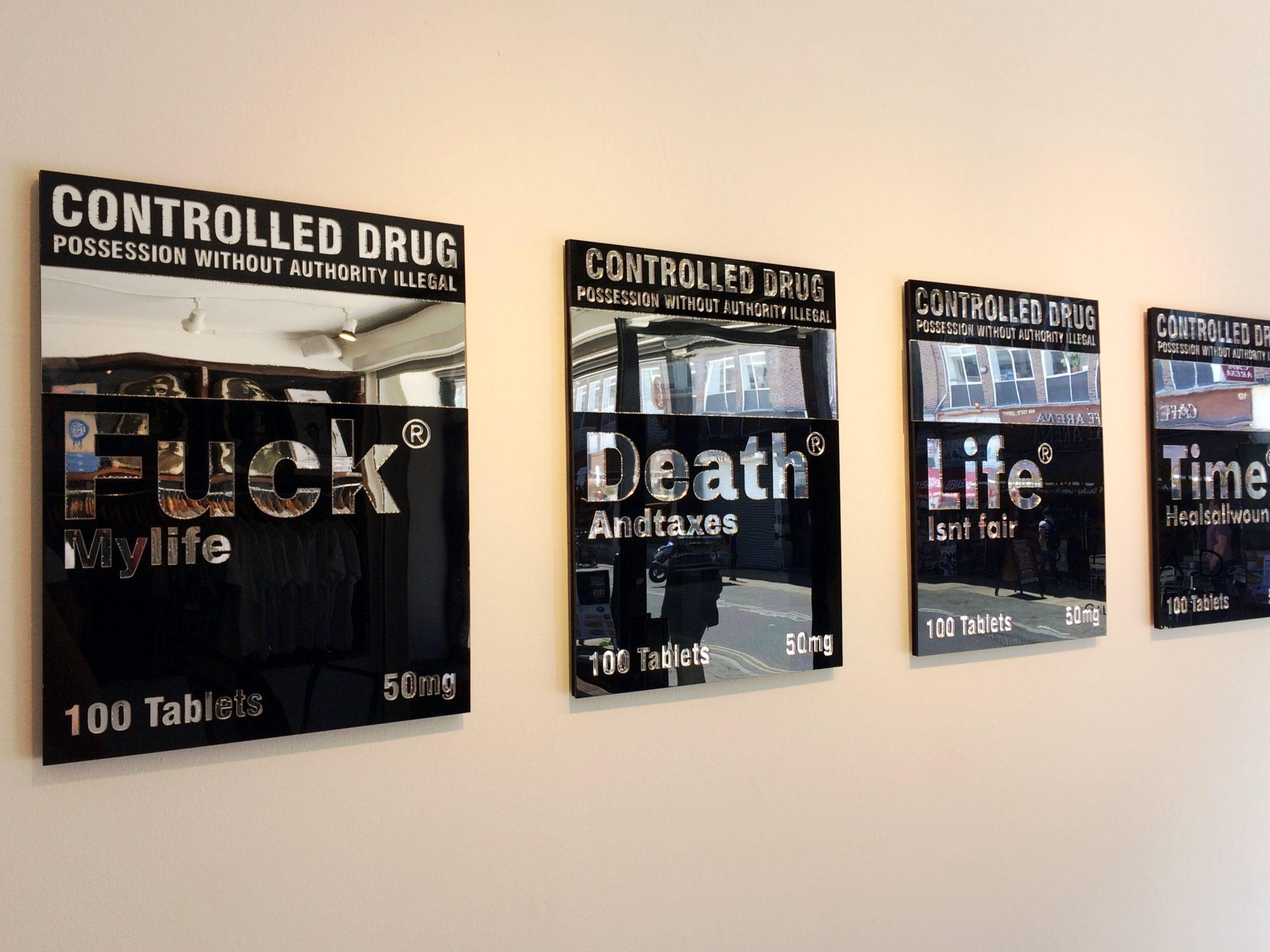 Art gallery Brick Lane London