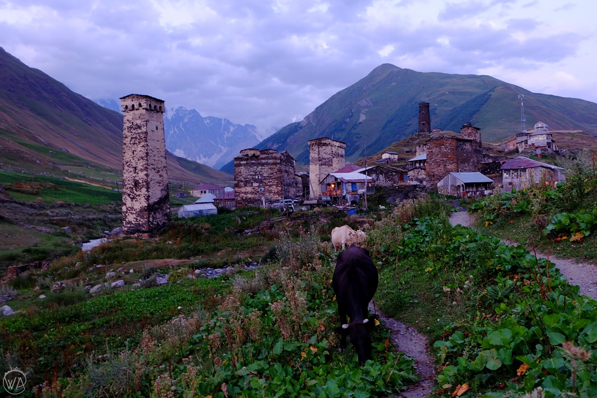 Ushguli, Georgia, non touristy holiday destinations to escape the crowds
