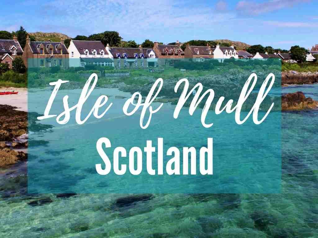 Isle of Mull weekend break in Scotland