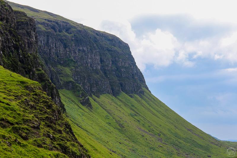 Beautiful scenery in Isle of Mull