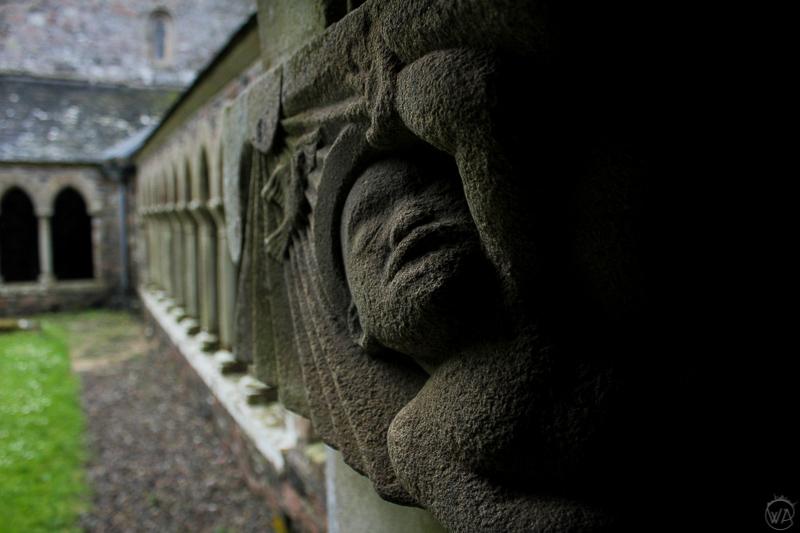 Isle of Iona Abbey