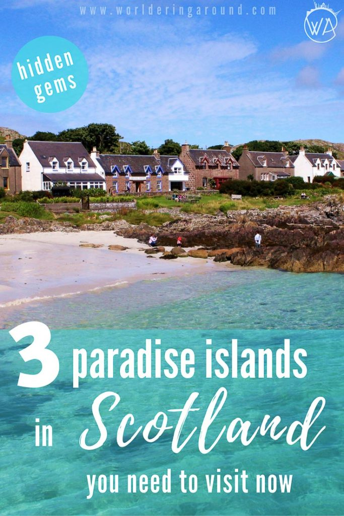 Visit paradise islands in Scotland, Isle of Mull, Isle of Iona, Isle of Staffa, must see islands in Scotland, Inner Hebrides, What to see in Scotland