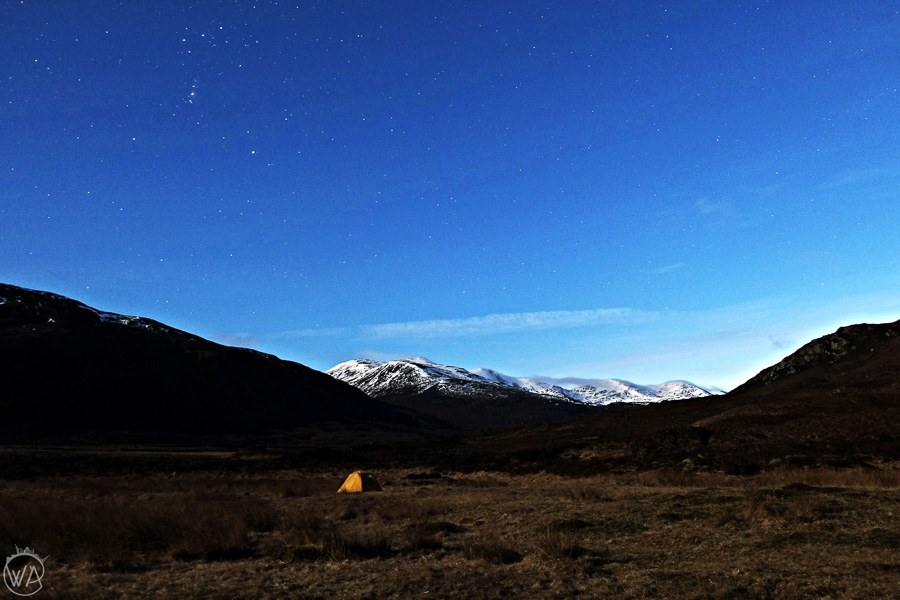 Wild camping tips and essential camping gear