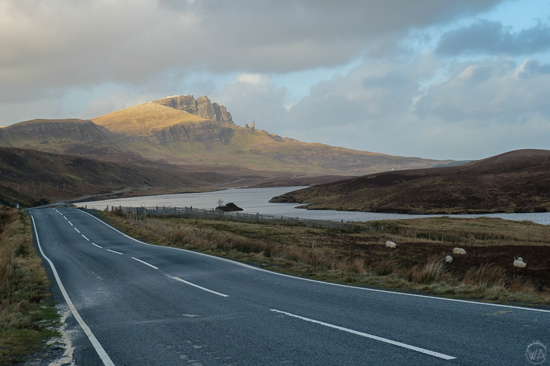 Autumn in Scotland Isle of Skye