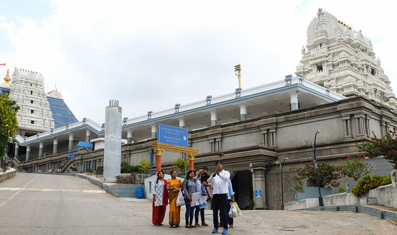 ISKCON temple Bangalore, places to visit in Bangalore in one day