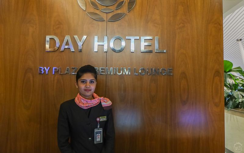Day Hotel Plaza Premium Lounge at Bangalore Kempegowda International Airport, India