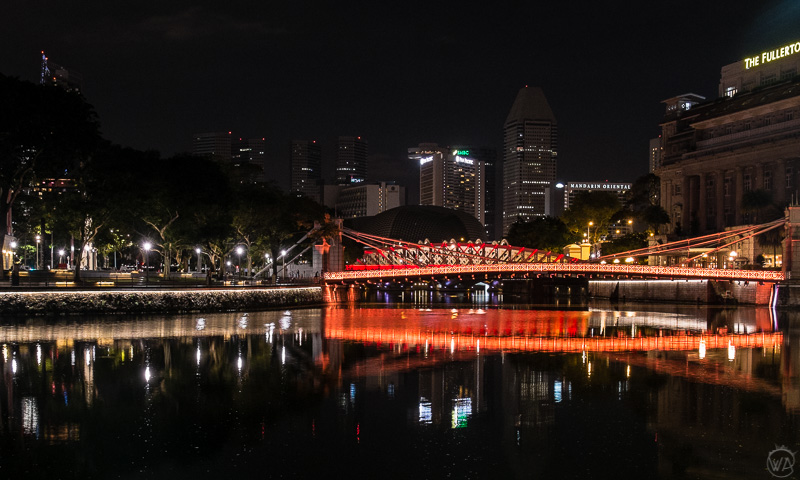 Riverside, Singapore in 24 hours - what to visit in Singapore in a day