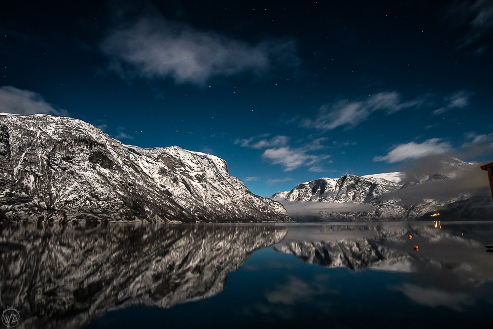 Aurlandsfjord view - what to do in Flam area