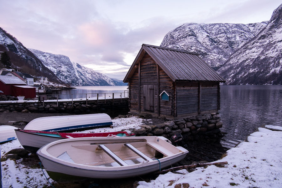 Undredal wintertime, Norway in a Nutshell