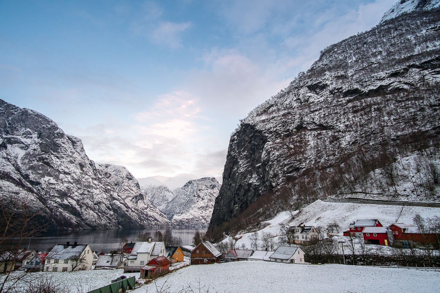 Undredal in winter - things to do in Flam