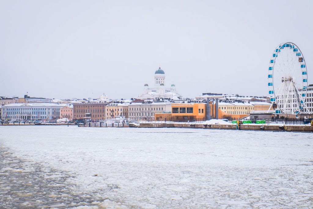 Helsinki view, what to do in Helsinki in winter, Finland